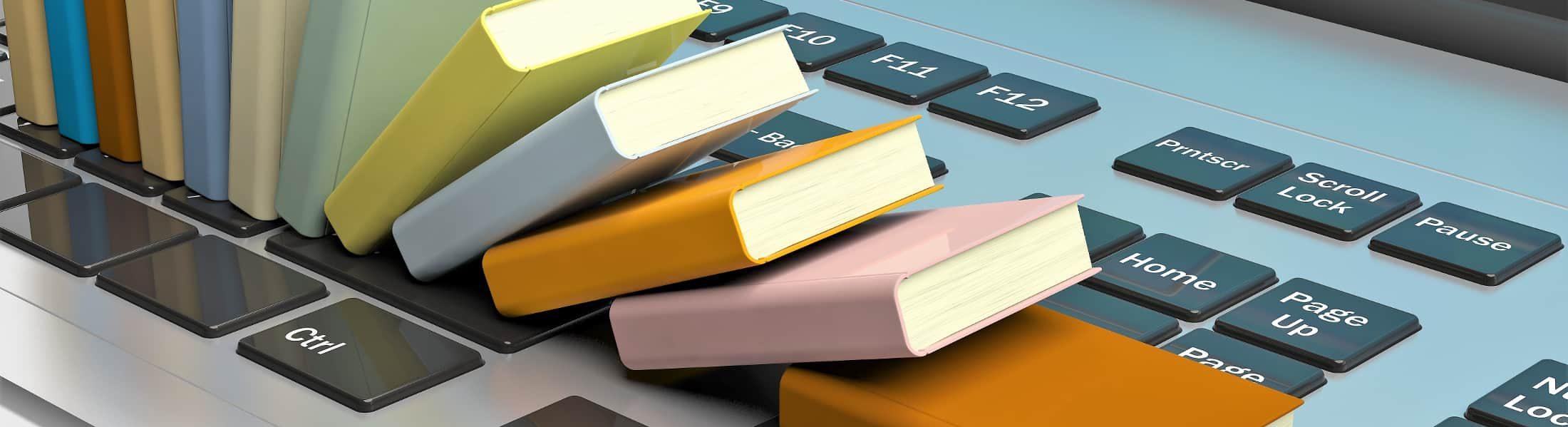 Hochwertiger CONTENT vom Buch bis zum Blog